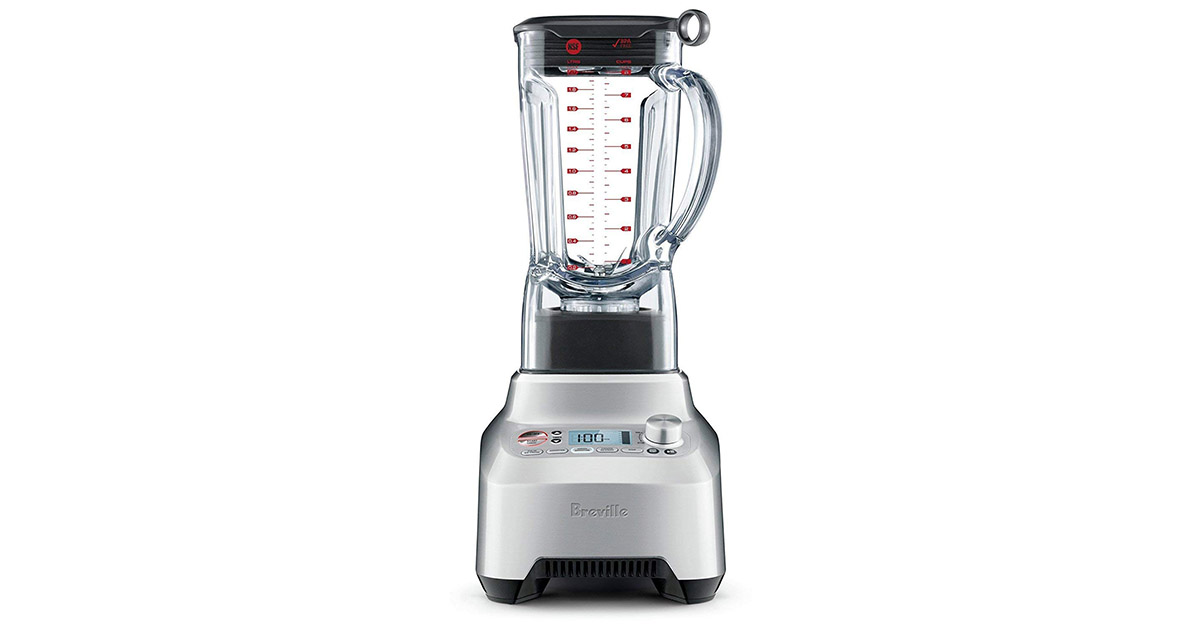 Breville BBL910XL Boss Easy to Use Silver Superblender image