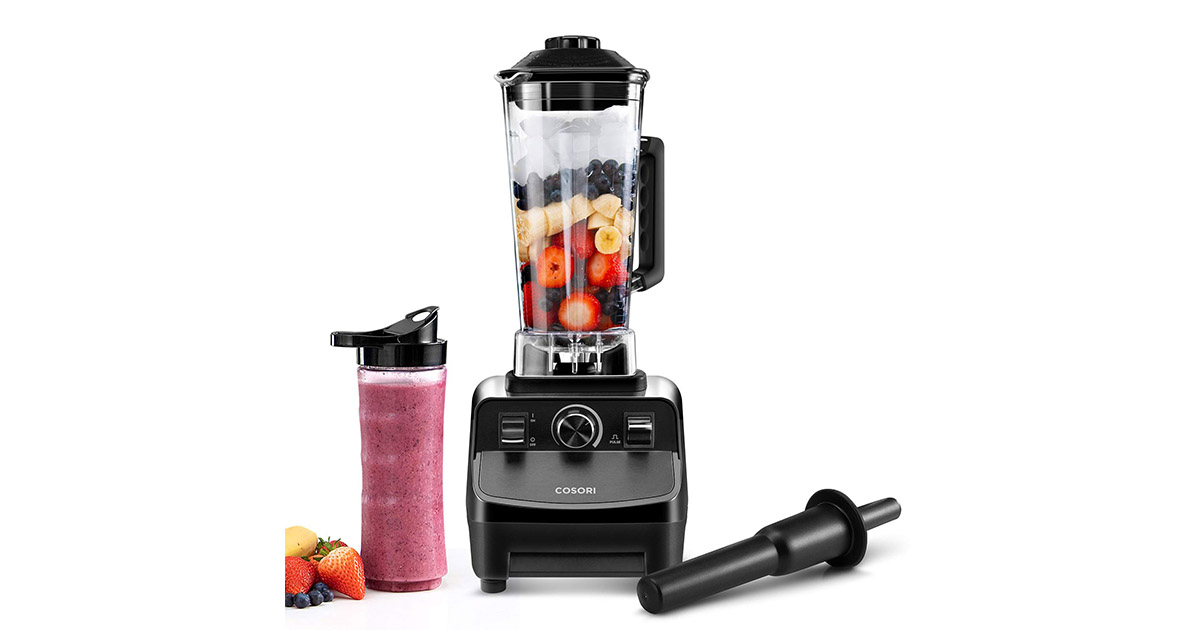 COSORI Shakes and Smoothies 1400W Heavy Duty Professional Blender image