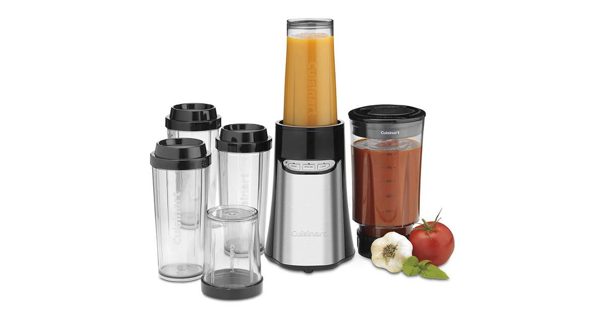 Cuisinart CPB-300C Compact Blender and Chopper image