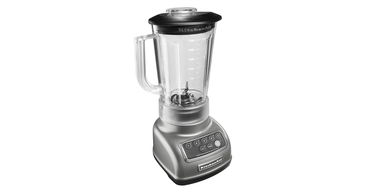 KitchenAid KSB1570SL 5 Speed Silver Blender image