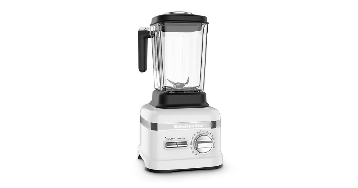 KitchenAid KSB8270FP Pro Line Series Thermal Control Jar Frosted Pearl Blender image