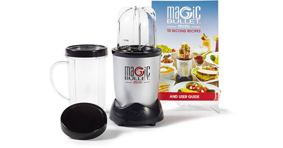 Magic Bullet Mini High Speed Blender and Mixer image