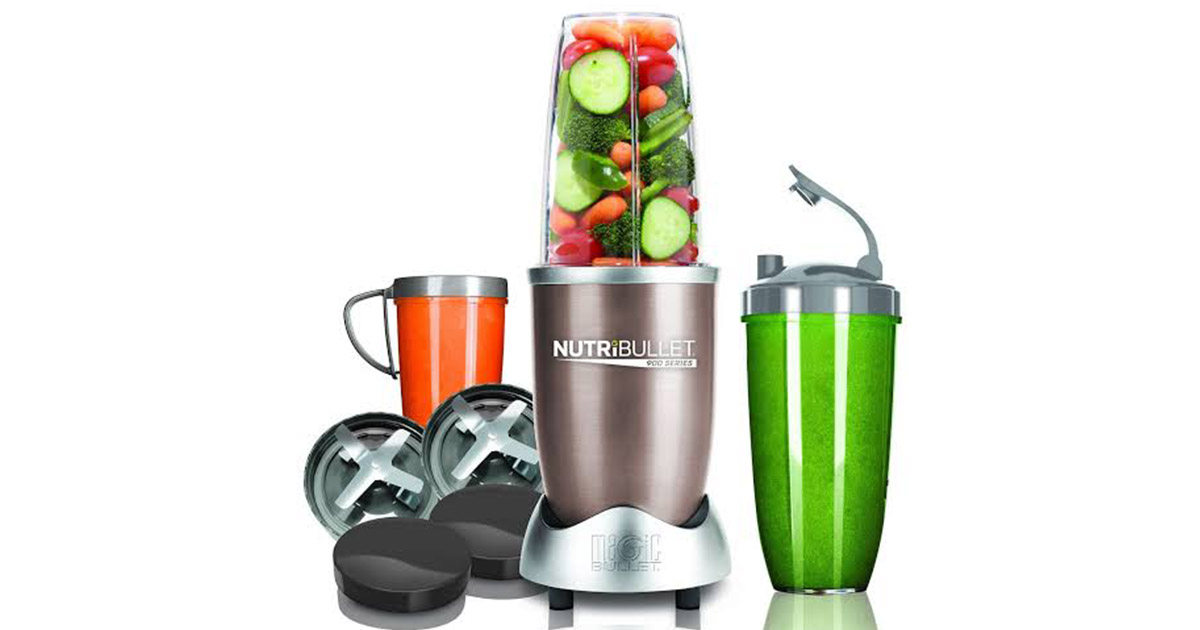 Magic Bullet NB9-1501 Nutribullet Pro 900 Blender image