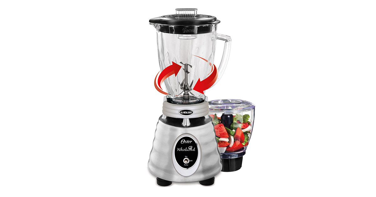 Oster BPMT02-SSF-000 Classic Series Whirlwind Blender image