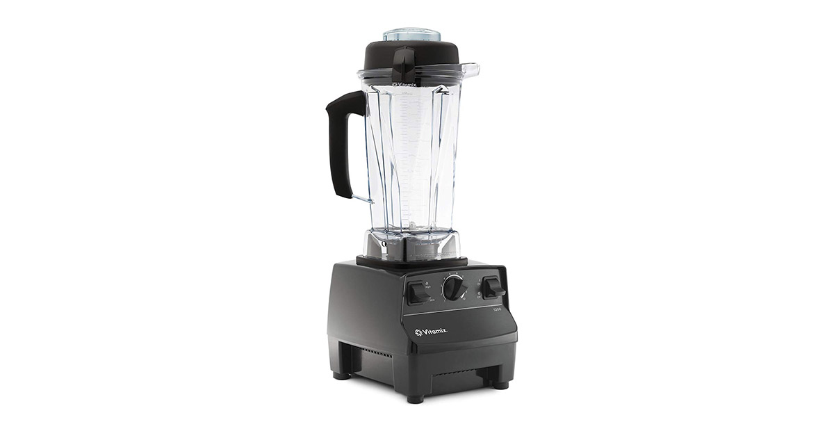 Vitamix 001372 5200 Black Blender image