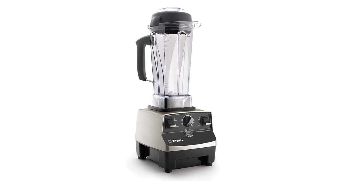 Vitamix 1709 CIA Professional Series Brushed Stainless Blender image