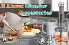 Professional Kitchen Blender Accessories and Parts