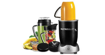NutriBullet Rx N17 1001 Black Blender image