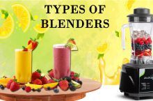 Different Types of Blender and their Specialised Uses