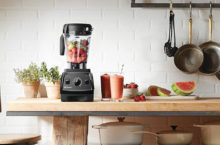 Now pulverize any toughest ingredients to perfect purées with best Vitamix Blenders!