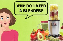 Why Should You Invest In A Kitchen Blender in the First Place?